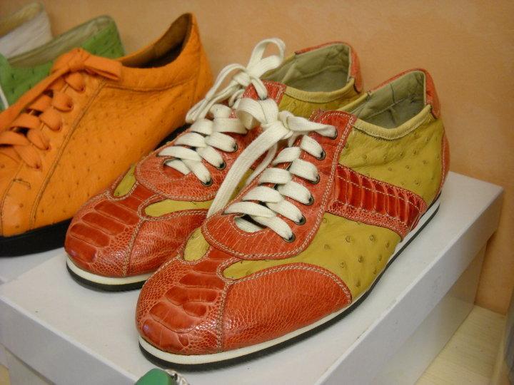 scarpe struzzo