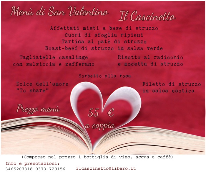 menu s.valentino 2016