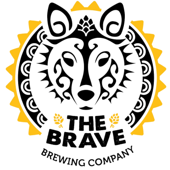 the brave logo