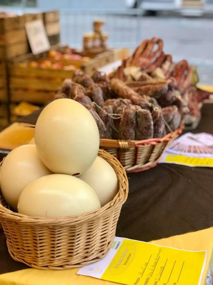 il cascinetto mercato milano lo struzzo